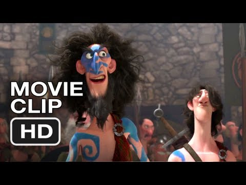 Download Brave Movie CLIP #4 - The Suitors (2012) Pixar Movie HD HD Mp4 3GP Video and MP3