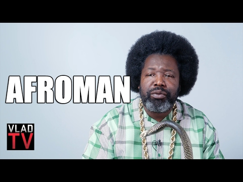 Afroman on Being Eight Tray Crip, Moving to Rival Rolling 60's School