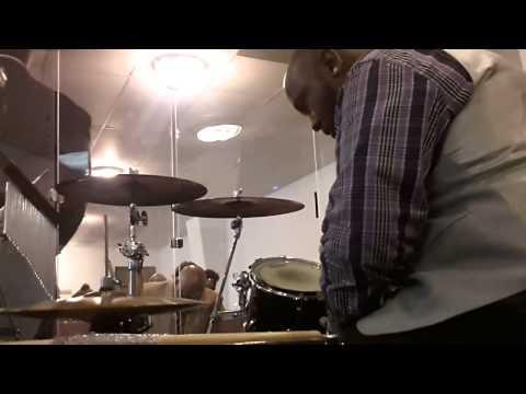 Gospel Medley - drum cover