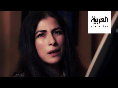 العرب اليوم - شاهد: هبة قواس تغني على منصات أبو ظبي للثقافة والفنون
