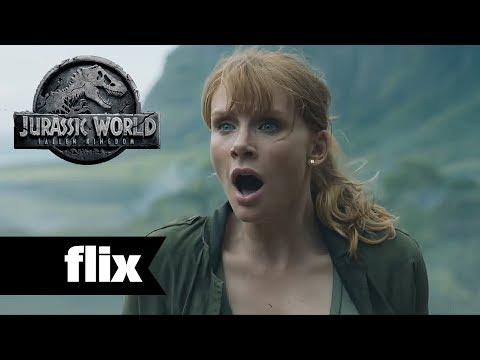 Jurassic World: Fallen Kingdom -  (Run) Official Trailer Sneak Peek (2018)