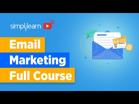 Email Marketing For Beginners | Email Marketing Full Course | Email ...