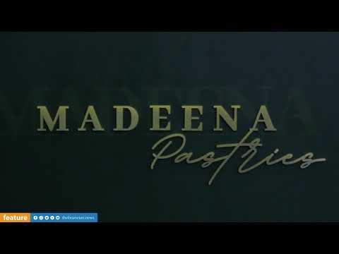 Saadeddin Sweet Treats At Madeena Pastries