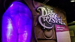 The Dark Crystal Exhibit In Atlanta