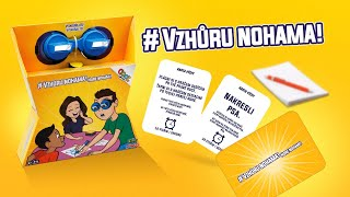 Cool Games - Vzhůru nohama Family