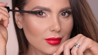 HAVE YOU BEEN APPLYING MASCARA WRONG THIS WHOLE TIME? | ALI ANDREEA