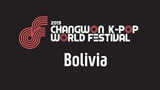 2019 K-POP World Festival Bolivia