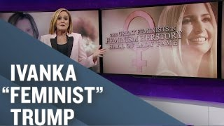 Ivanka Trump: Heir to the White House Throne | Full Frontal with Samantha Bee | TBS