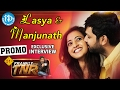 Anchor Lasya & Manjunath Exclusive Interview