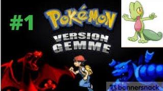 Pokémon Gemme #1   MON PREMIER POKEMON