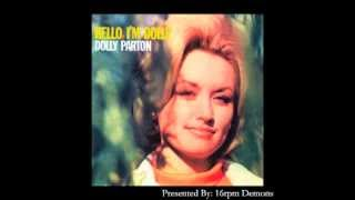 Dolly Parton   I Wasted My Tears 16rpm