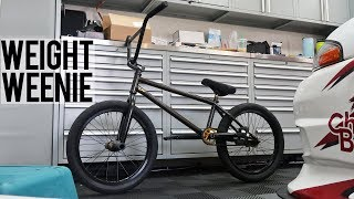 New BMX Bike Build!