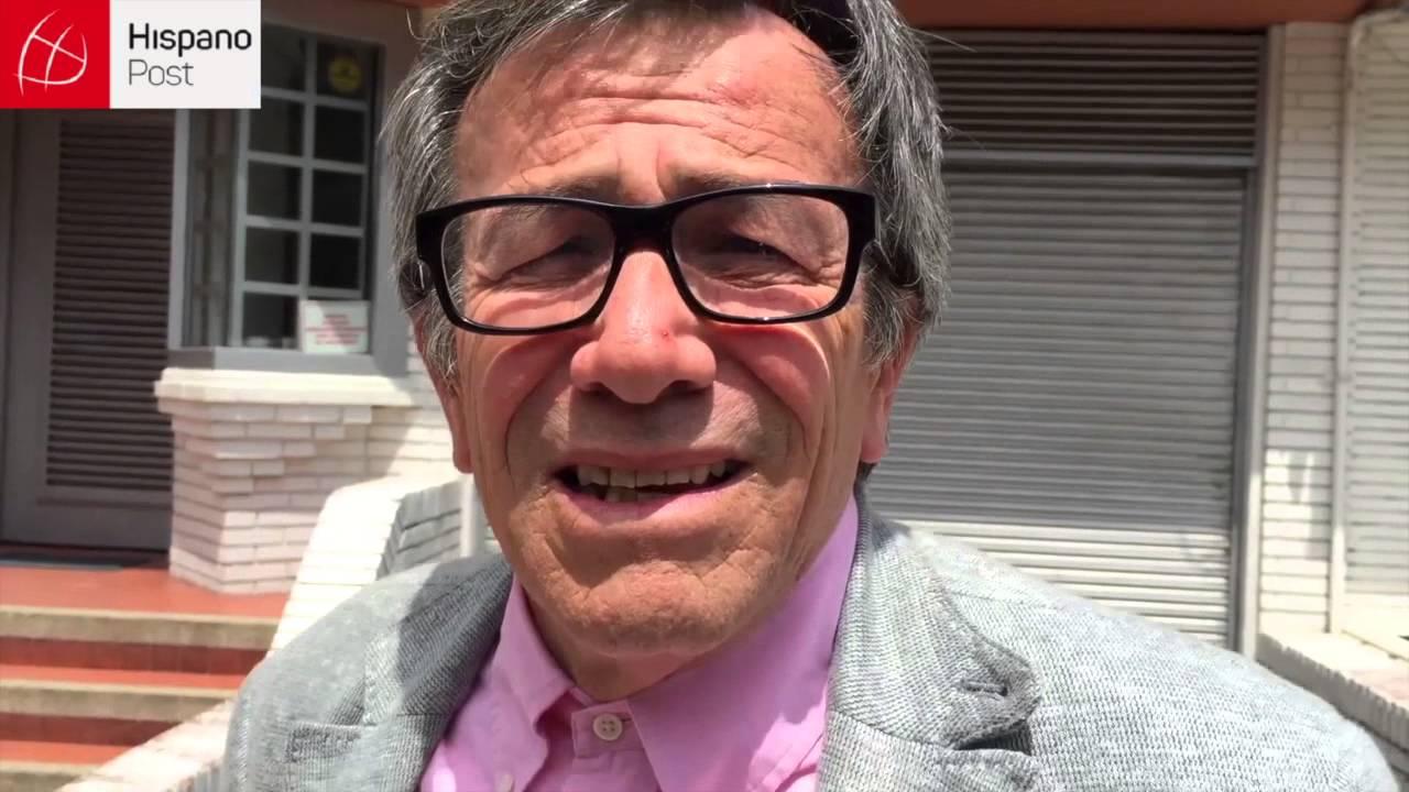 Ex guerrillero del ELN Carlos Velandia: Las armas no son el camino