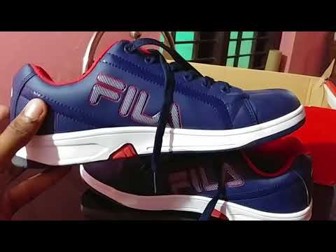 Fila Hatty 2 shoes unboxing