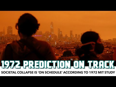 Societal Collapse 'On Schedule' According To 1972 MIT Study