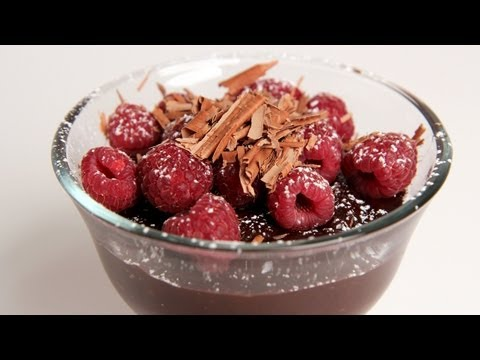 Quick Chocolate Pudding Recipe – by Laura Vitale – Laura in the Kitchen Episode 291