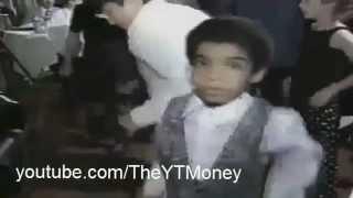 Drake Dancing at His Bar Mitzvah