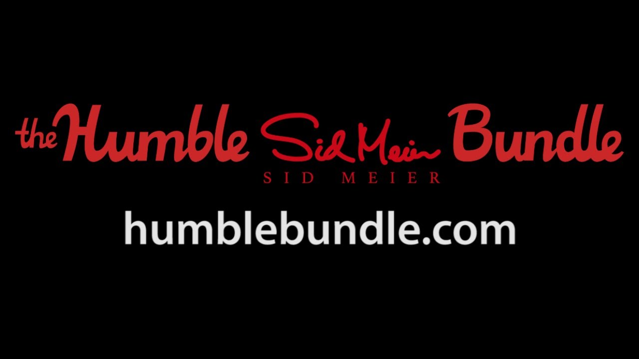 Now There's A Humble Sid Meier Bundle!