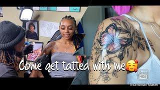 My First Tattoo Vlog!!