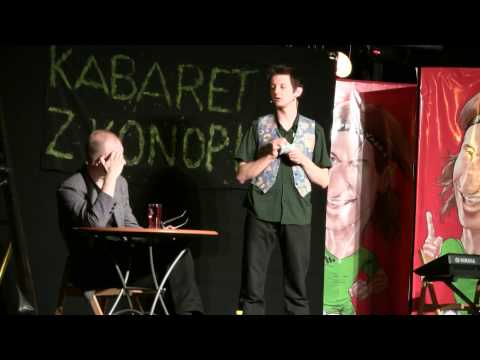 Kabaret z Konopi - Kelner
