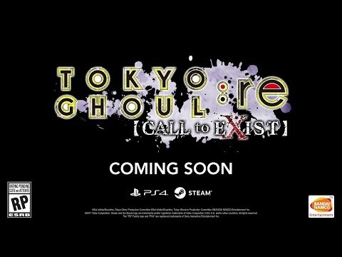 TOKYO GHOUL: re CALL to EXIST - Announcement Trailer | PS4, PC thumbnail