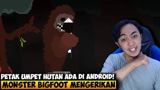 GAME ANDROID PETAK UMPET ADA MONSTER BIGFOOT BESAR - THERES A BUTCHER AROUND INDONESIA #3