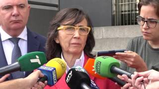 Rosa Aguilar Ciudad de la Juticia