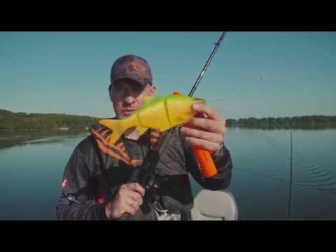 Vobler Savage Gear 3D Roach 18cm 86g Firetiger MS
