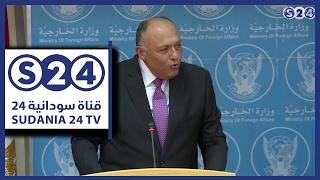 قنصل السودان ينفي تصريح وزير الخارجية  المصري حول معدات المعدنيين السودانيين- حال البلد