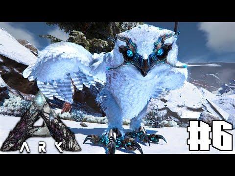 ARK: Extinction #6 - Die Schnee Eule, einer der schönsten Kreaturen in Ark zähmen! | LP Ark Deutsch