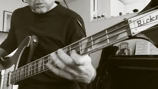 Deep Purple – Fireball Bass Cover