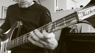 Deep Purple – Fireball Bass Cover
