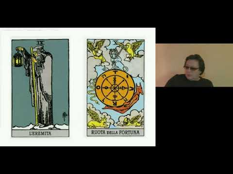 Отшельник и Колесо Фортуны. Знак Зодиака Дева, шестой дом гороскопа