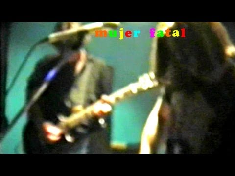 """Mujer Fatal - """"The Acoustic Sessions"""""""
