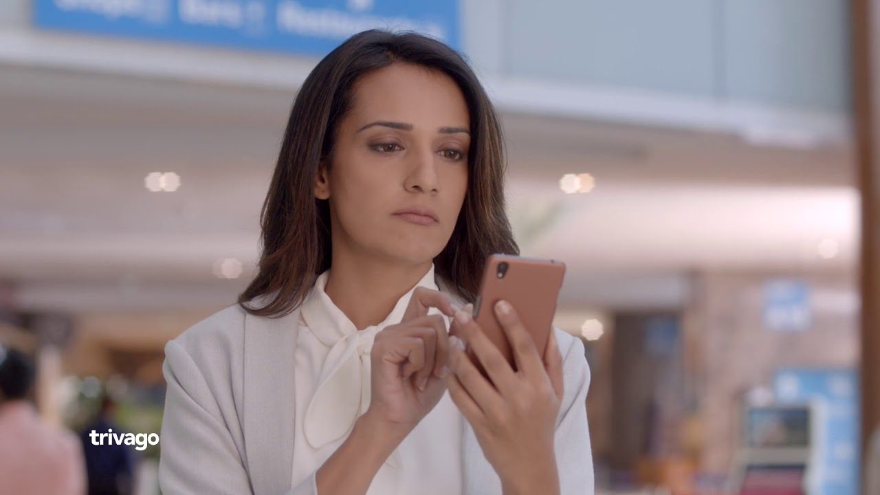 "Trivago : India - Multi-Character - ""Businesswoman"""