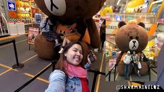 Gambar cover Korea Vlog 1 | Incheon Airport | Myeongdong | Ehwa University | Ikseondong