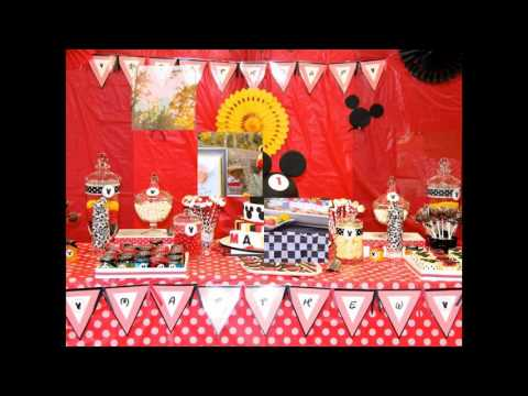 Cool Cars Themed Birthday Party Decorating Ideas