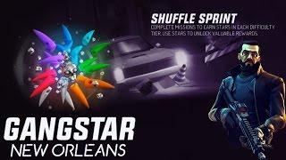 GANGSTAR NEW ORLEANS - SHUFFLE SPRINT (SUNDAY EVENT) - EXPERT MODE
