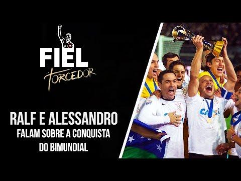 Ralf e Alessandro falam sobre a conquista do Mundial de 2012