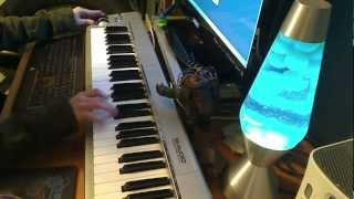 Dragonland - Majesty of the Mithril Mountains Keyboard Solo