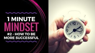 Set Yourself Up To Win In 60 Seconds