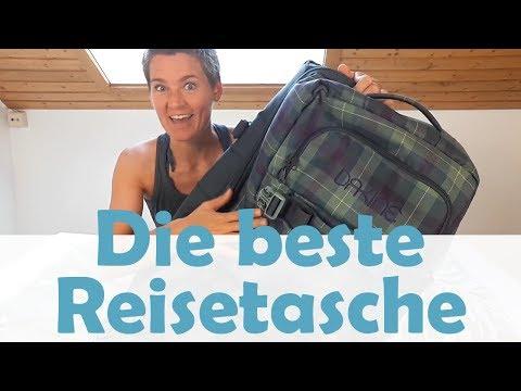 Dakine Split Roller 65L Trolley Reisetasche - der beste Koffer!