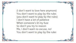 Cheap Trick - I Don't Love Here Anymore Lyrics