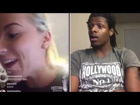 Bgc Kandy vs Bri Fight (IG Live) REACTION