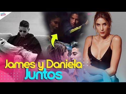 Juntos de nuevo, James Rodriguez y Daniela Ospina juntos despues de mucho tiempo.