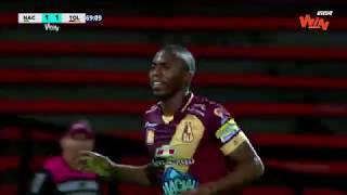 Nacional Vs. Tolima (1-2)   Liga Aguila 2019-1   Cuadrangulares Fecha 2