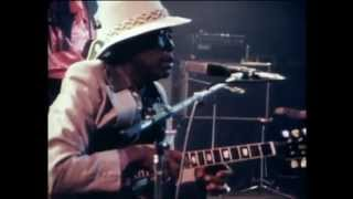"John Lee Hooker – with Foghat and Paul Butterfield  ""Crawlin' Kingsnake"""