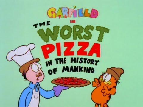 (E085 Lat) - Garfield Y Sus Amigos - La Peor Pizza En La Historia De La Humanidad