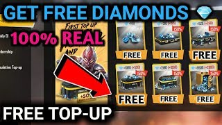 how to collect 100 diamonds in free fire - TH-Clip