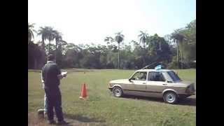 preview picture of video 'Santa Ana de los Guácaras. Autos Clásicos 9. Fiat 128'